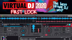 Virtual DJ Pro 2021 Crack+Activation Code[Mac-Win]Free Download!