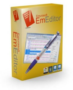 Emurasoft EmEditor Professional 20.3.3 Crack+Registration Key{MacWin}!