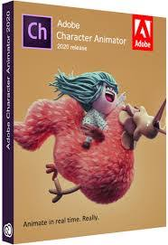 Adobe Character Animator CC 2020 V3.4.0.185 Full Crack(Pre-Activated)!