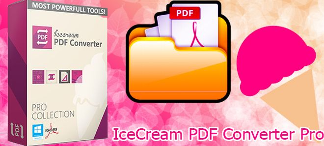 IceCream PDF Converter Pro 2.89 Crack 2020 Full Download!